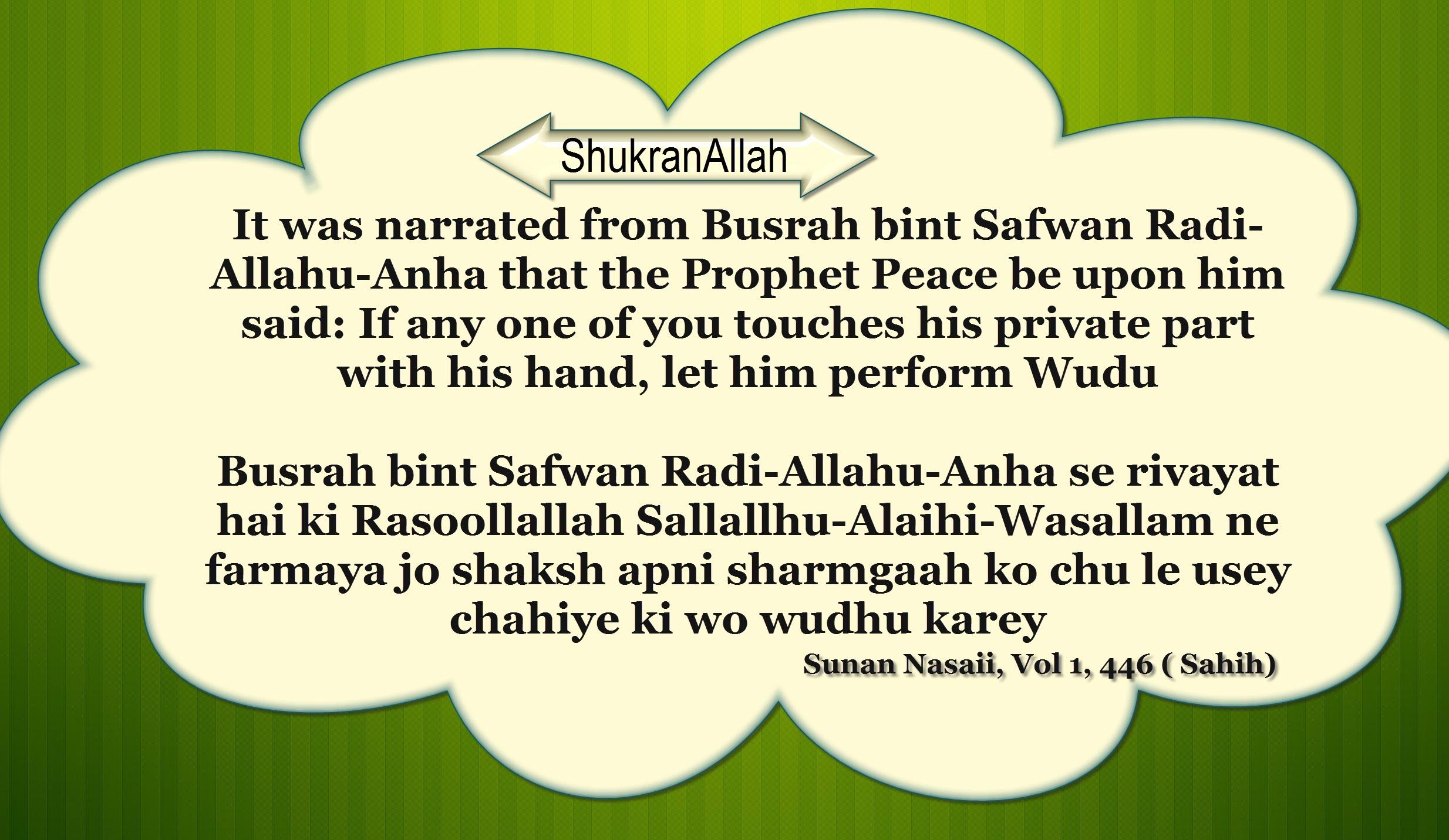 how to write bismillah in urdu